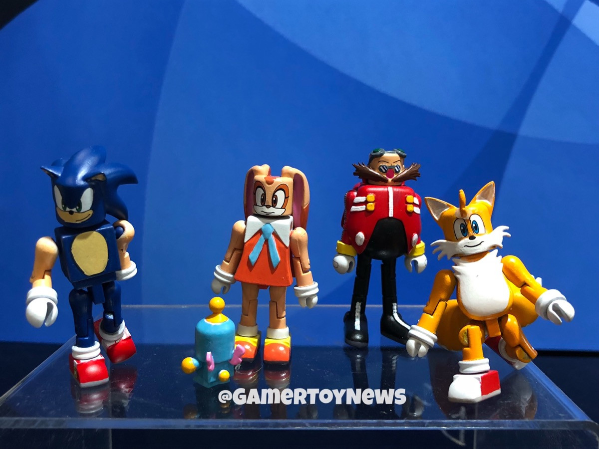 Sonic Tails Vinimate Collectible New Misc Action Figure