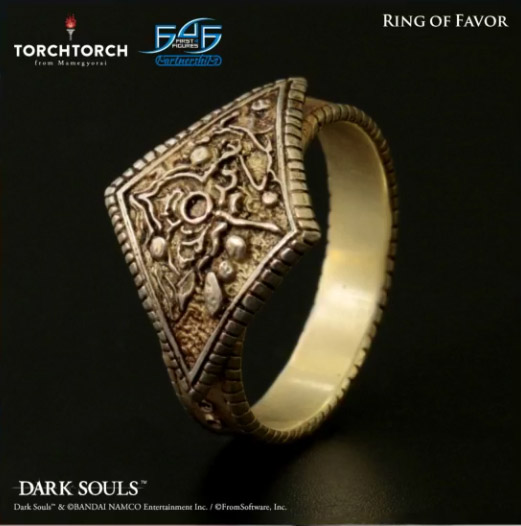 Ring Of Favor  Dark Souls