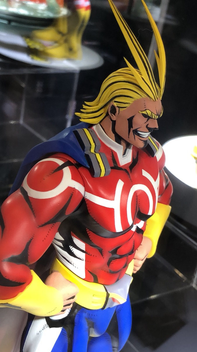 F4f My Hero Academia All Might Figure Photos Amp Videos